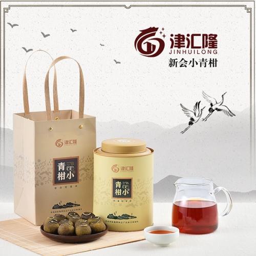 津汇隆柑普茶时尚礼罐