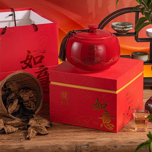 陈皮陶瓷礼盒